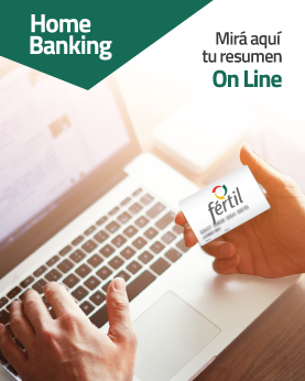 home banking clientes